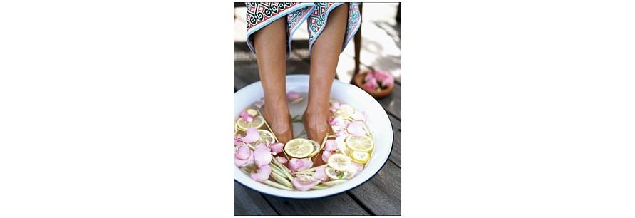 Soins pieds et jambes pour la femme enceinte