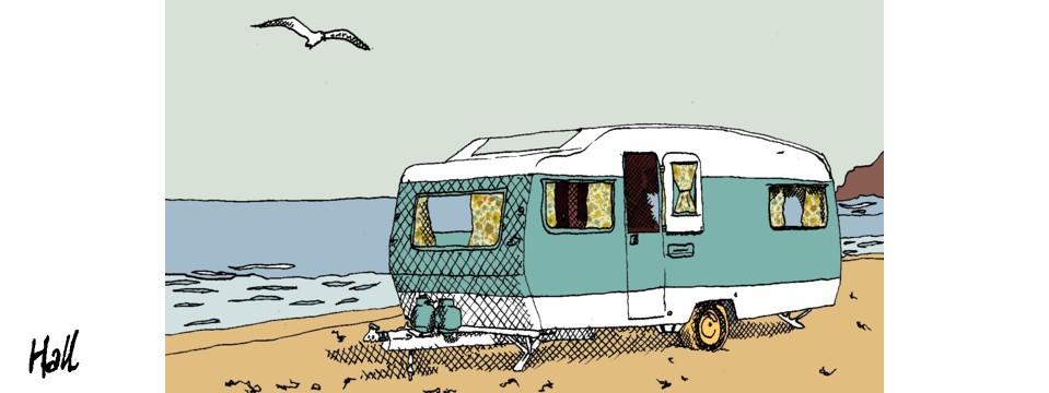 b caravane