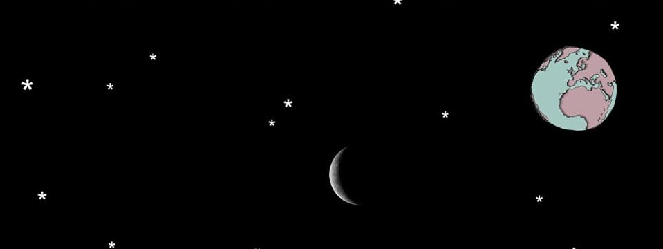 b ciel étoilé