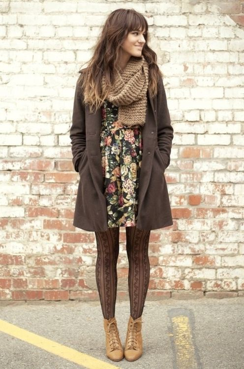 26b7e60fe642 Kiditendance   De l usage de la robe fleurie en hiver