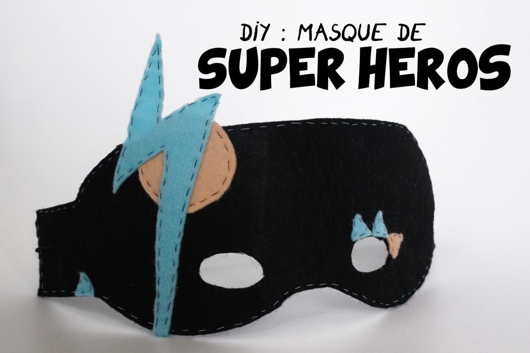 diy masque en feutrine 0