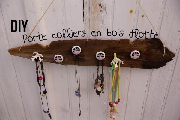 diy bois flotté porte colliers image à la une