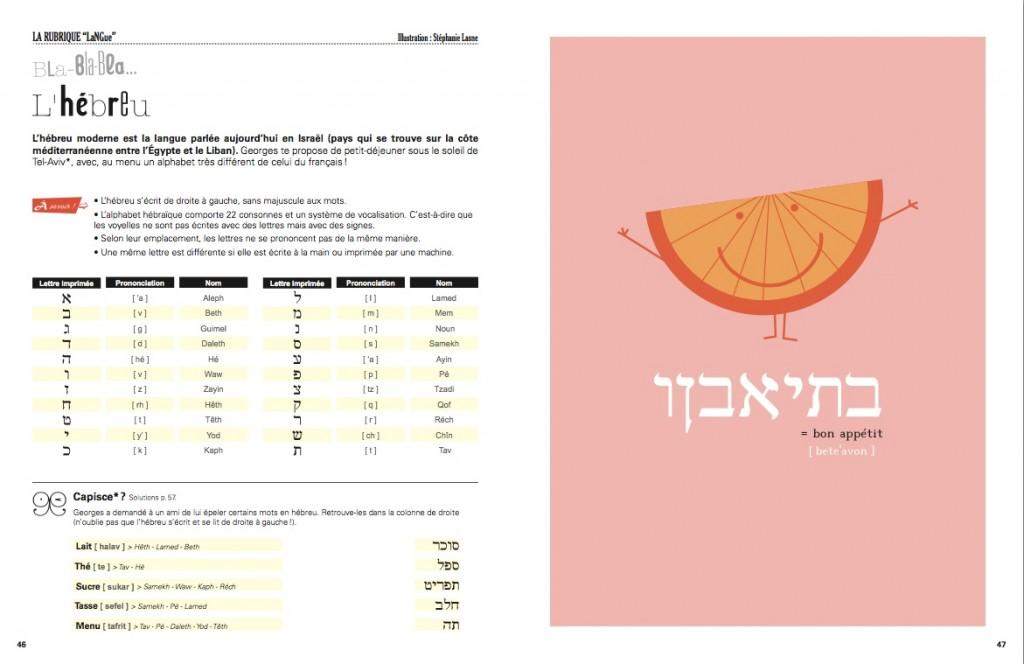 SHAMPOOING P46-47 HEBREU