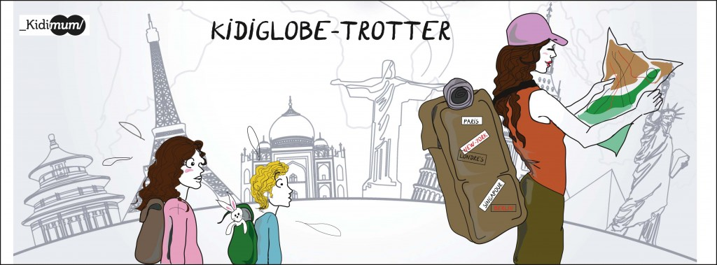 Timeline Kidiglobe-trotter Nelly