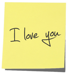 Post-it-i-love-you