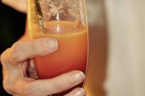 Kididrink : Un mimosa au X Gold