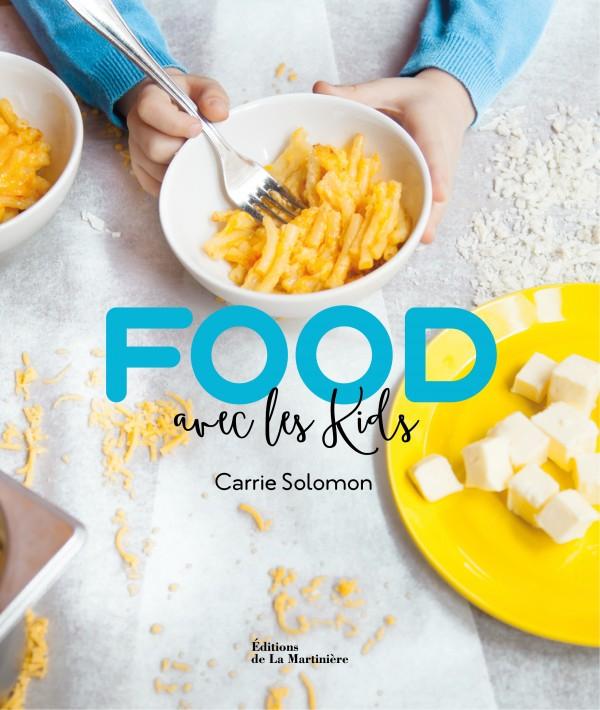couv Food avec les kids