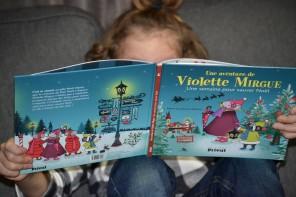 KIDILECTURE : Violette Mirgue sauve Noël