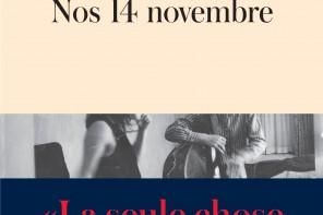 Kidibook du moment : On a lu Nos 14 Novembre d'Aurélie Silvestre