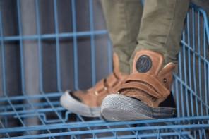Kiditendance : De la chaussette à la chaussure by Achile