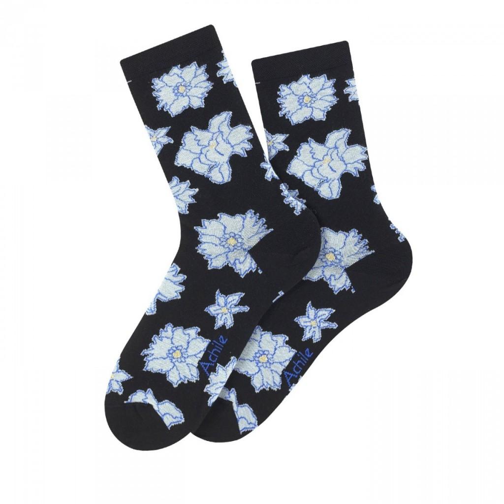 chaussettes-flowers-en-coton