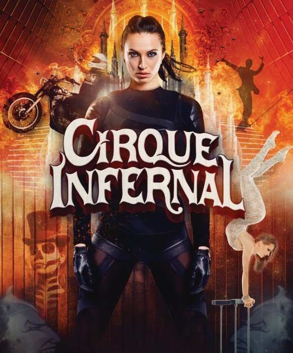 Cirque Infernal-Affiche