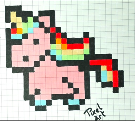 Kiditendance Cour De Récré La Folie Pixel Art Kidimum
