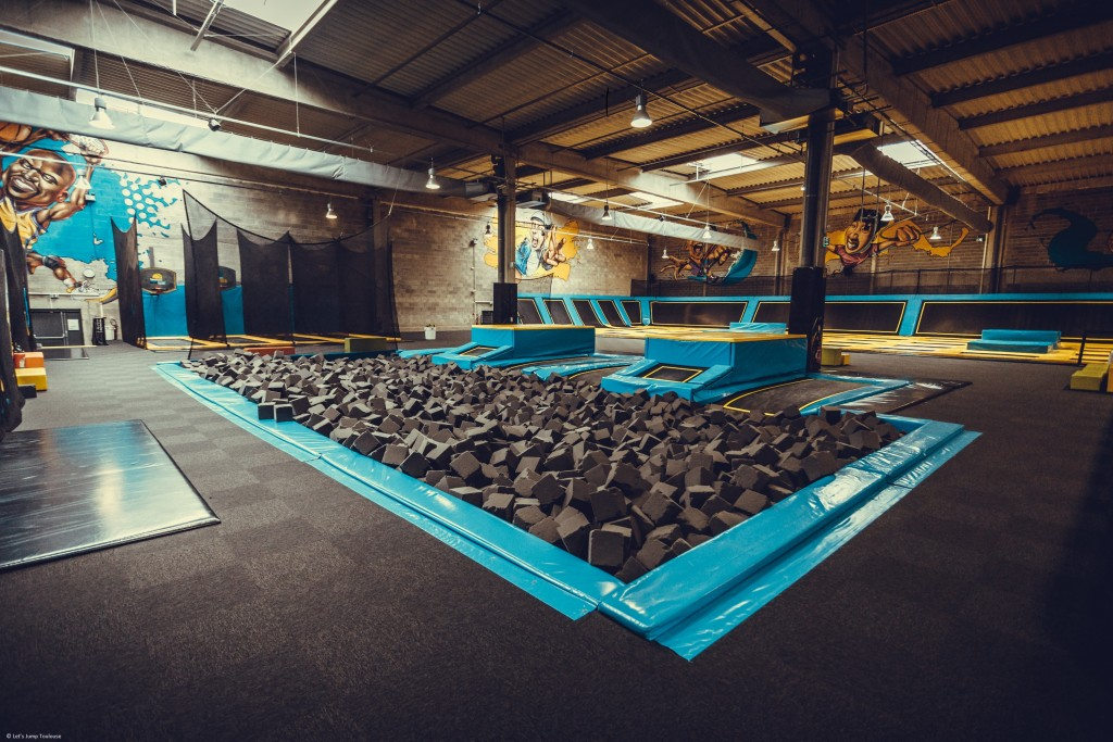 TRAMPOLINE PARK TOULOUSE