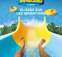 Kidiloisirs : On a testé le nouvel Aqualand d'Agen