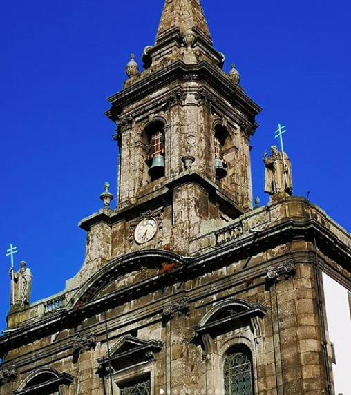 Eglise de Trindade