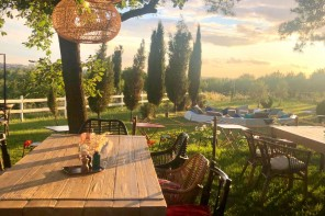 Kidiplace in Toulouse : Le coucher de soleil chez Flonflon